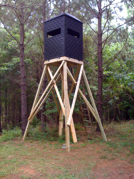 Blind Wood Stand Snap Lock Hunting Blinds By Formex